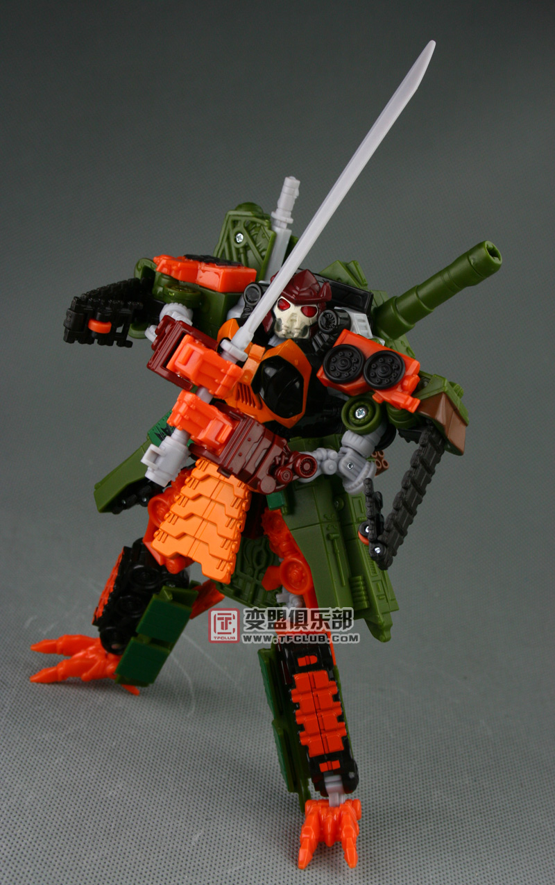 Toy Review of ROTF Bludgeon