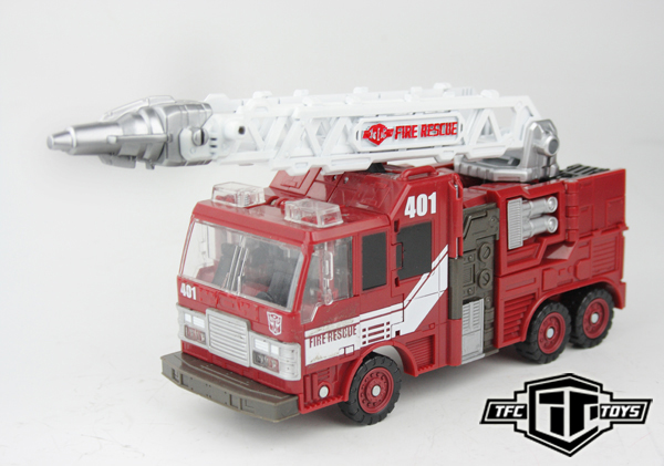 latest photos of TFC-004 gear of war set (Mar.01)