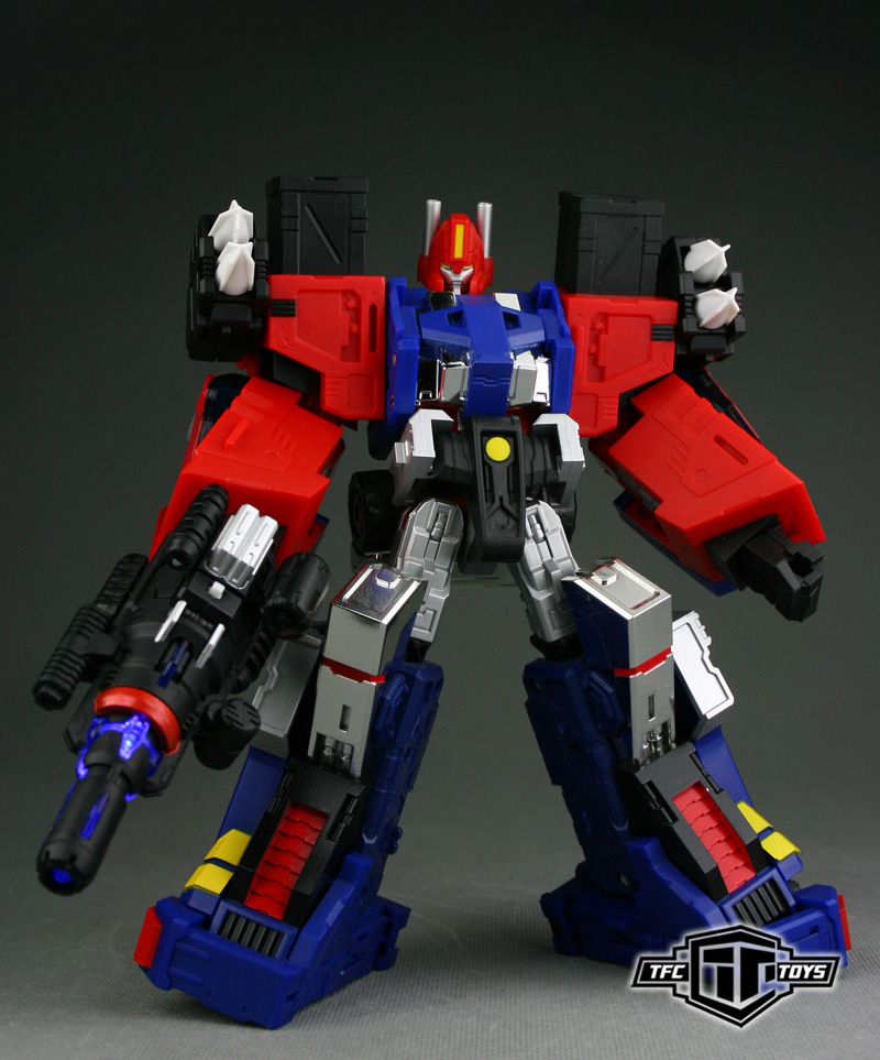 TFC-005 GOW2 Product Images & Weapons Details