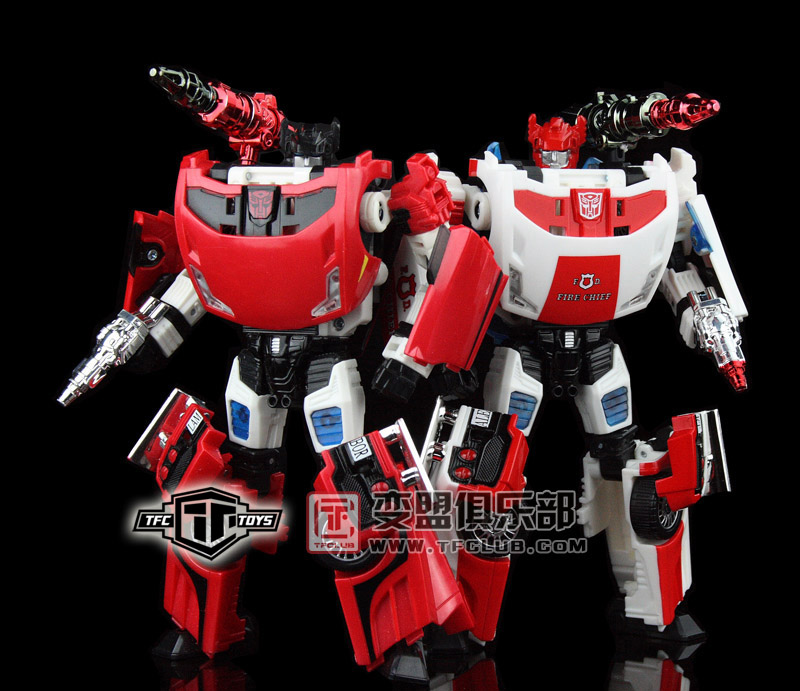 Re: TFC-004 with Henkei Redalert+Sideswipe